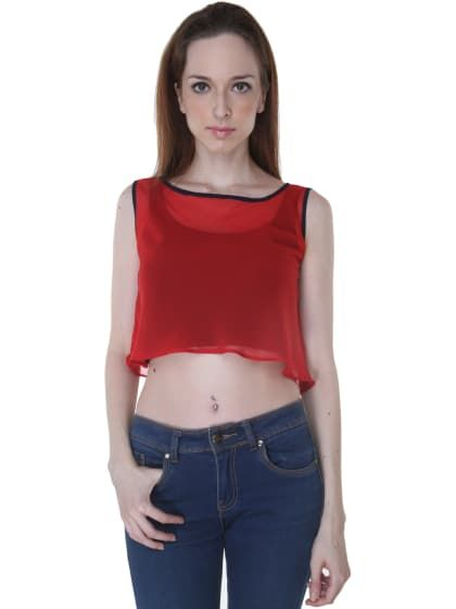 d1e1148730f91d Buy Top online, shopping in India at best price   Fashion   Tops, Crop tops,  Nice tops