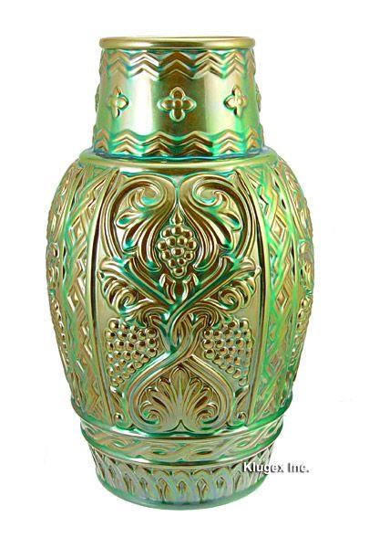 Zsolnay eosin vase