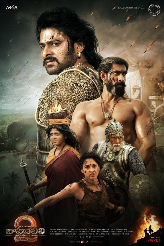 Baahubali 2: The Conclusion (2017) Download Full Movie HD.It is an indian upcoming historical action movie.This movie directed by S. Rajamoli and written by Vijayendra Prasad.In a time Shiva, the son of Bahubali who learns about his heritage and start to look for answer.His story is juxtaposed with past events that unfolded in the Mahishmati Kingdom.This movie will release 28 April 2017.