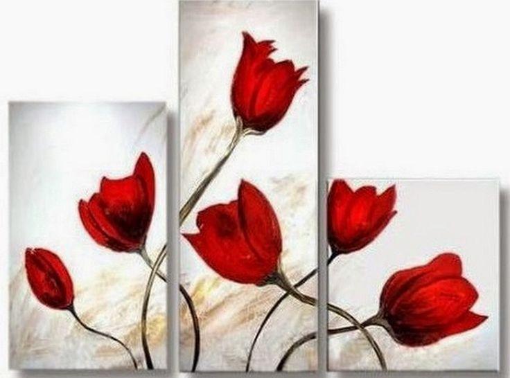 tripticos de flores - Buscar con Google