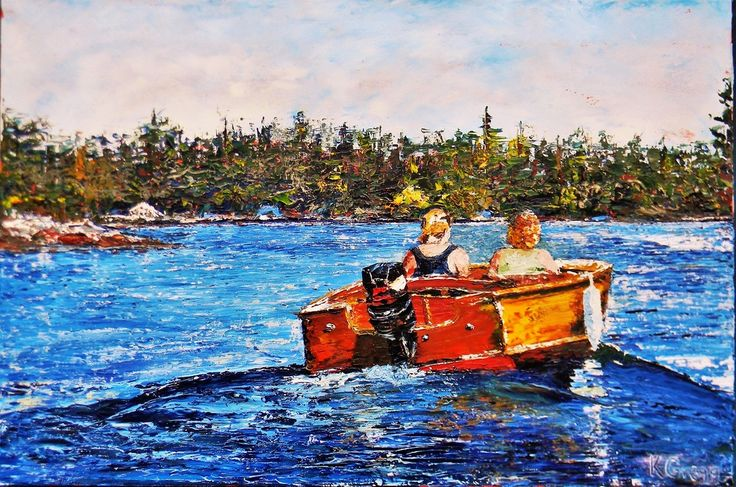 lake country - Kay Gregg