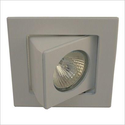 12V 40 Degrees Adjustable Square Tilt Downlight Tech Lights | Wayfair $19.95