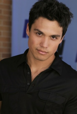 "Michael Copon-""The actor is of Filipino and German heritage."""
