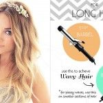 The Right Curling Iron for Your Hair Length