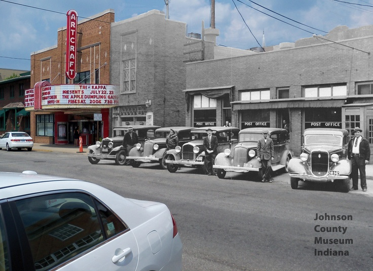 38 Best Images About Johnson Co Then And Now On Pinterest