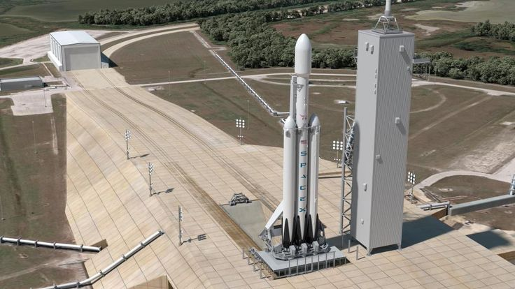 The long-delayed first flight of SpaceX's Falcon Heavy launch vehicle is now scheduled for April or May of 2016, a company official said Sept. 1.
