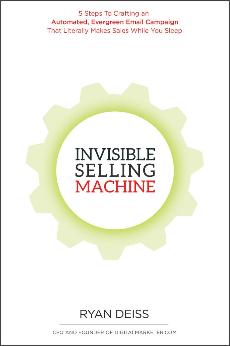 The Invisible Selling Machine By Ryan >>