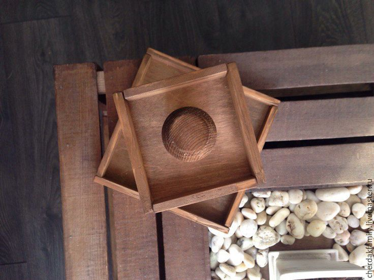 Купить Конфетница деревянная - коричневый, ваза, деревянная ваза, конфетница, деревянная конфетница, фруктовница