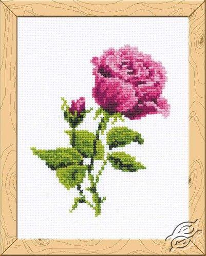 Elizabeth - Cross Stitch Craft Kits by RIOLIS - HB111