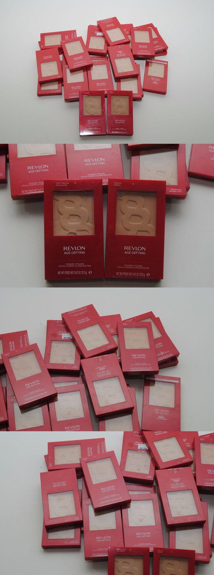 wholesale Makeup: 23X Wholesale Lot Revlon Age Defying Powder -Mix Colors- -> BUY IT NOW ONLY: $31.27 on eBay!