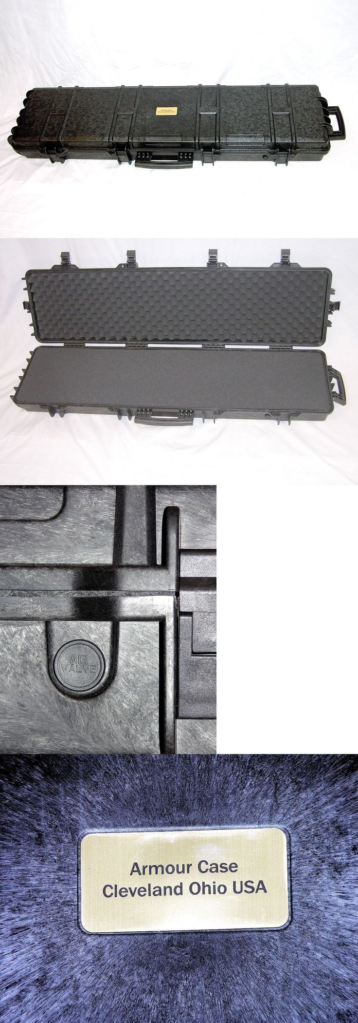 Cases 73938: Black Armourcase Includes Pelican 1750 Case Pick N Pluck Foam + Nameplate -> BUY IT NOW ONLY: $174.88 on eBay!