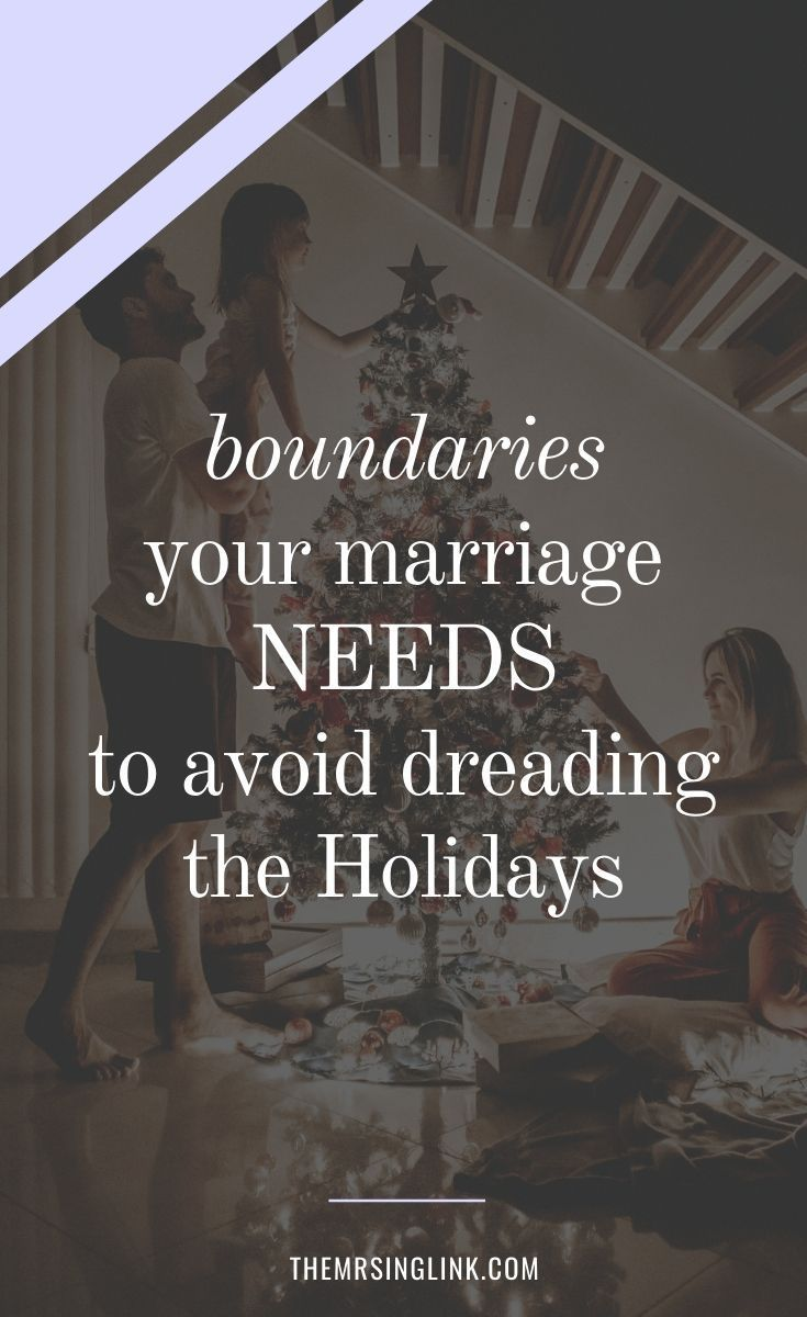 If Your Spouse Won t promise The Holidays] 6