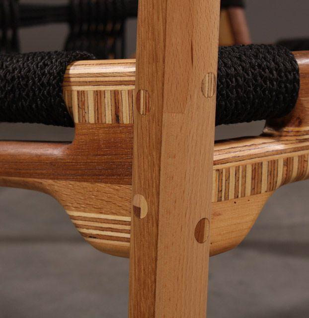 Reclaimed wood - Made by Martin Godsk
