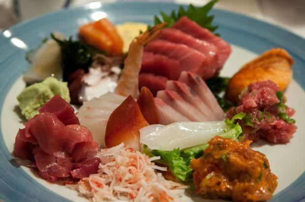 How to Eat Your Way Through LA's Little Tokyo | sbe.com Sushi Gen