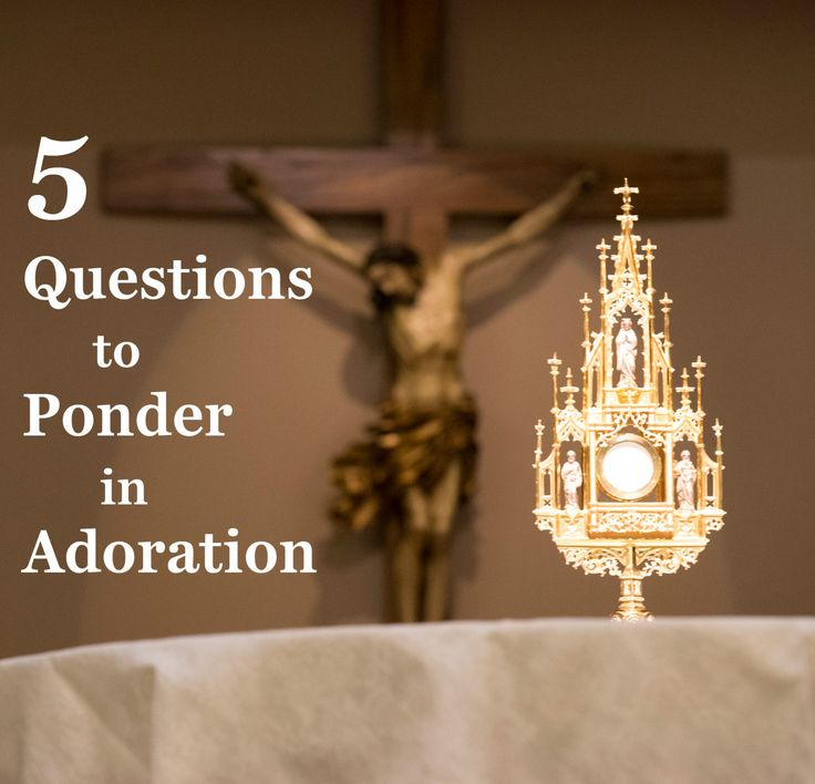 Hello friends, We have been so blessed at our parish to have perpetual adoration.  If you are not familiar with this concept, it is basically when a church has Our Lord present in the monstrance 24…