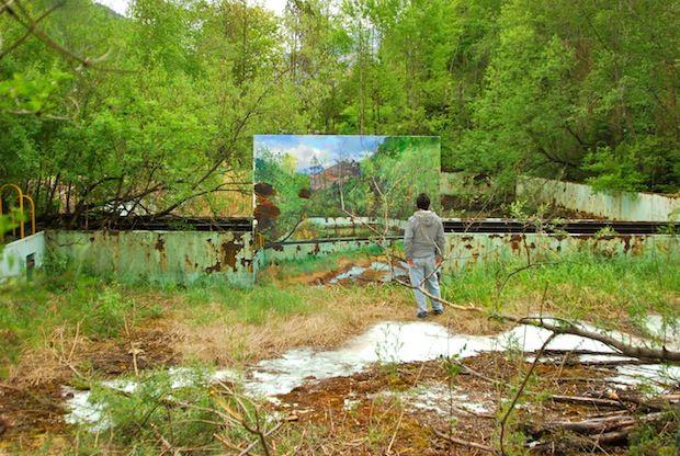 Liu Xiaodong In Austria: Art For Art's Sake    http://www.jingdaily.com/liu-xiaodong-in-austria-art-for-arts-sake/18590/