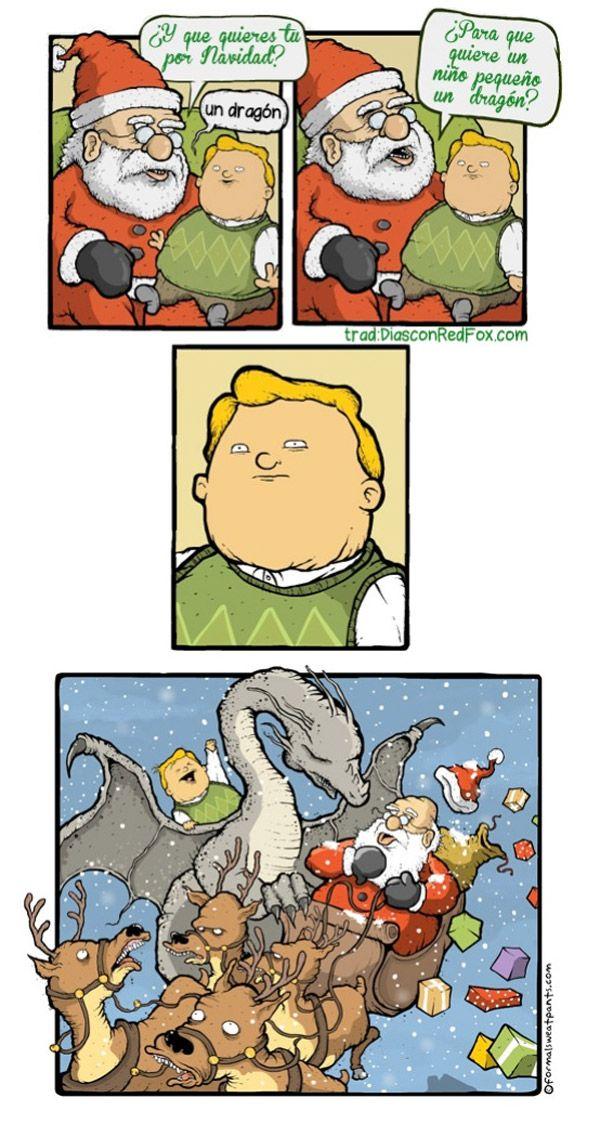 Deseo de Navidad. Por Josh Mecouch, Formal Sweatpants.