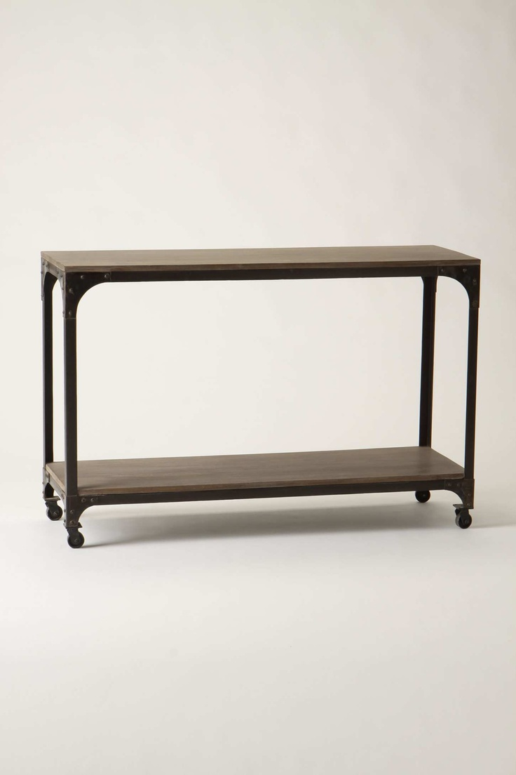 Decker Console Table Furniture Pinterest