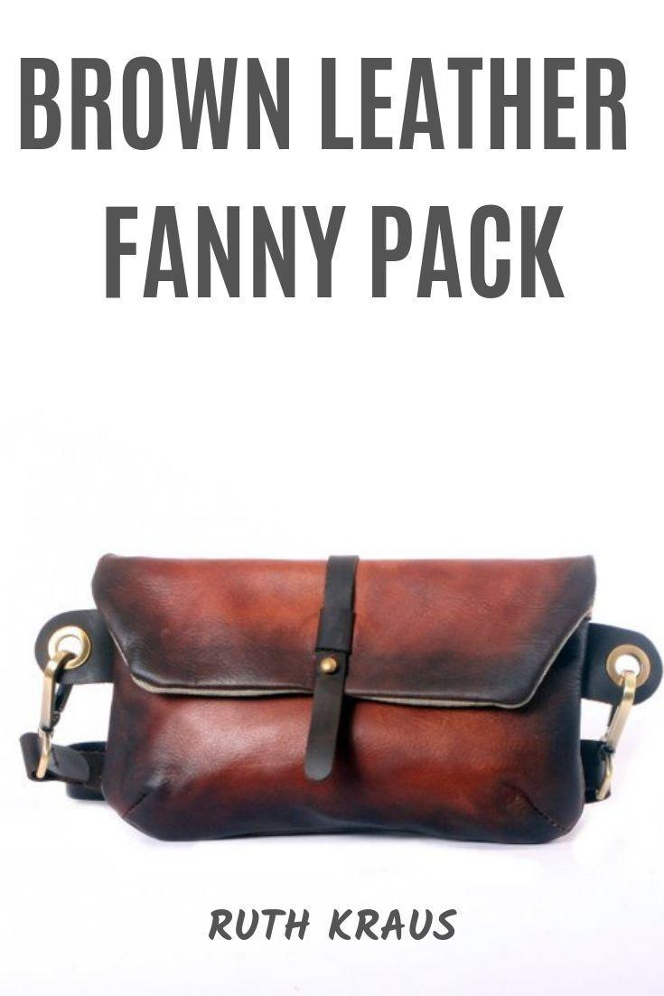 9ac7565a0bd2 Leather Hip Bag