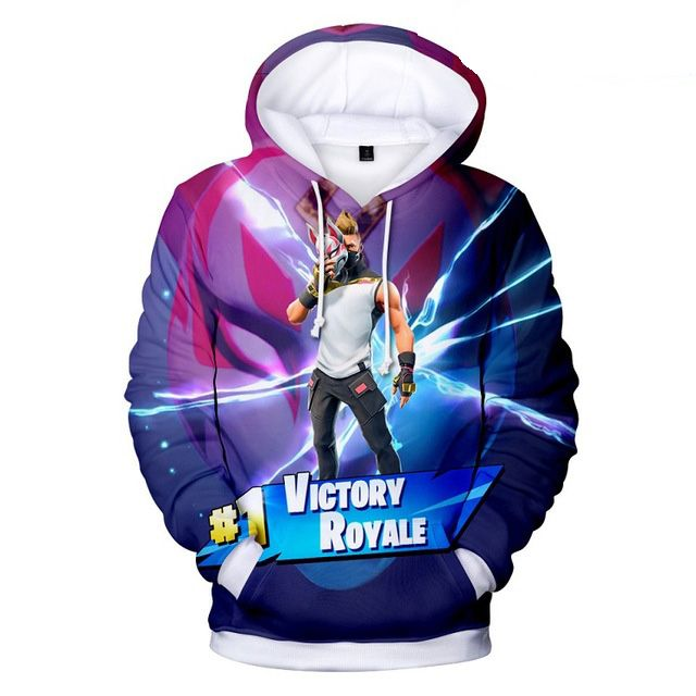 Epic Games Youth Fortnite Llama Hoodies and Fashion Sweatpants Tracksuit for Boys Girls