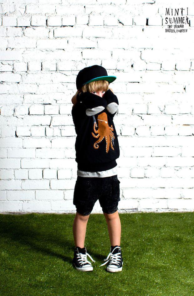 Minti Australia streetwear for kids | UrbanMoms.nl