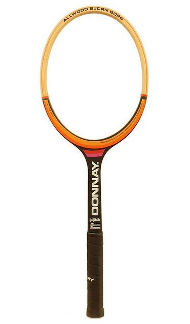 Donnay Allwood Bjorn Borg : ma première raquette de tennis Follow Me:   www.orlandoweddingsinger.com   www.pinterest.com/dowopdave   http://twitter.com/davidfroberts   https://www.facebook.com/pages/David-Roberts-and-the-Sounds-of-Sinatra/271766759522088   http://www.linkedin.com/profile/view?id=50182491 #davidroberts