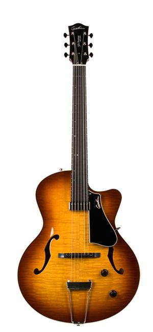 Another well-priced archtop from Godin Guitars