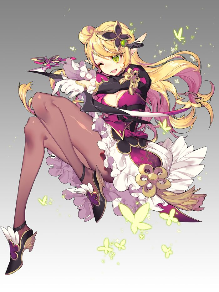 Anime Character Design Jobs : Best elsword images on pinterest game anime