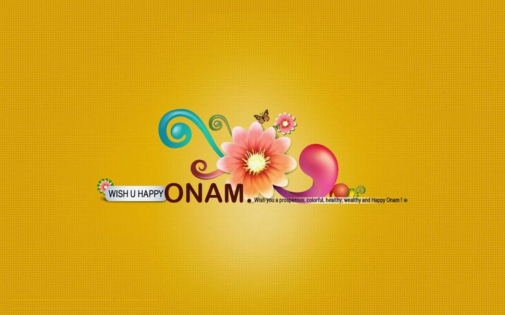 Onam images with greetings