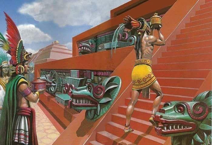 La influencia de Teotihuacan sobre los Mexicas - A raíz de las numerosas excavaciones arqueológicas realizadas durante el último siglo en el centro de la Ciudad de México, han sido comunes los hallazgos de materiales de origen teotihuacano. Aparentemente nada tendría de extraordinaria la resistencia de estas manufacturas propias de una civilización cuya influencia se dejó sentir, entre el año 200 y el 650 d.C., en las remotas tierras de El Salvador, Guatemala, Chiapas, Campectre, La Huásteca…