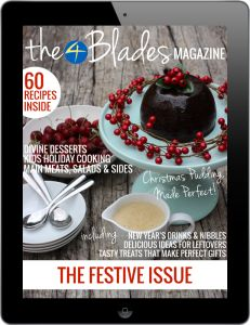 T4B Mag 014: The Festive Issue - The 4 Blades