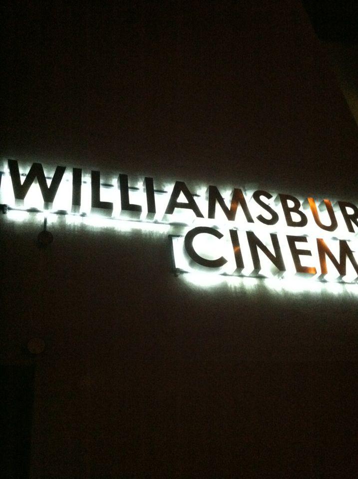 Williamsburg Cinemas in Brooklyn, NY