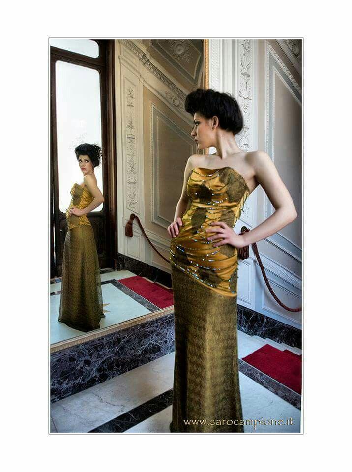 Kurma 's madness, houte couture, Myriam Ragona.