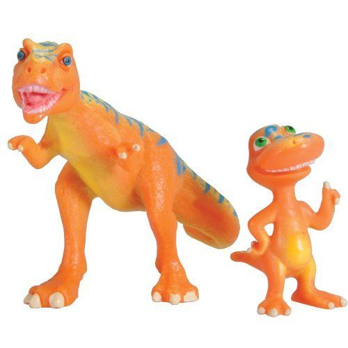 Tomy International Dinosaur Train Boris and Buddy DinoVision 2 Pack by Tomy International. $8.99. All figures are compatible with all Dinosaur Train sets, figures and train cars - Collect them all. Collect them all. Includes Boris T.Rex and exclusive 3D colored Buddy T. Rex. Bonus - Includes exclusive 3D glasses, put them on to see cool 3D effects on Buddy. For 3+ years. From the Manufacturer                What do you see? Inspired by Jim Henson's, Dinosaur Trai...