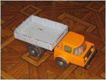 Советский грузовичок (заводной)
