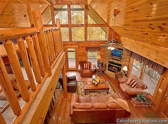 9 best 4 bedroom gatlinburg pigeon forge smoky mountain for Mountain flower cabin pigeon forge
