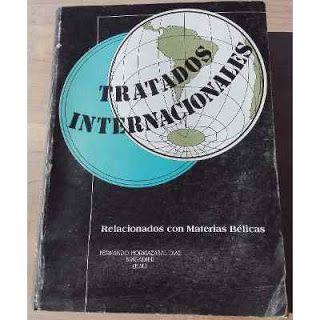 Paraíso del Libro Usado: Tratados Internacionales Relacionados con Materias...
