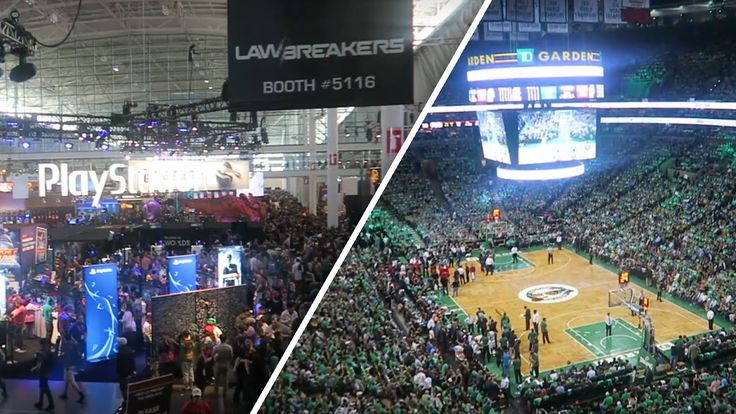 PAX EAST + MY FIRST NBA GAME!!! AMERICA VLOG (Part 3 of 3)