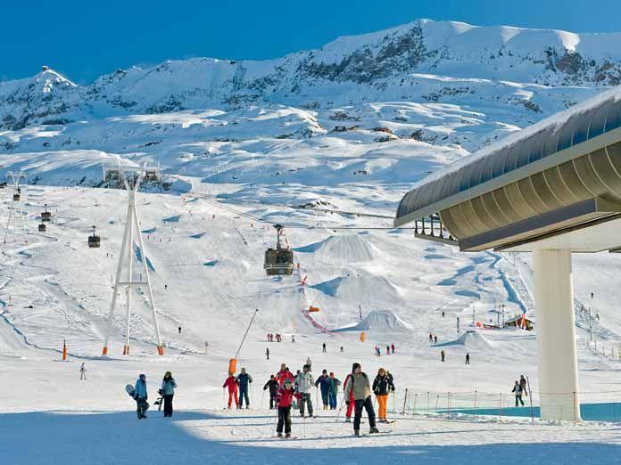 Alp d'Huez - France