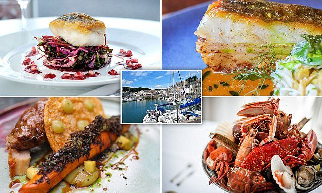 How Cornwall's chef-owned B&Bs make it a perfectly delicious escape