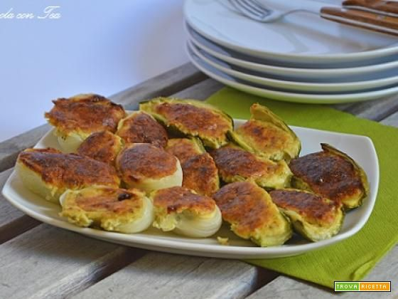 Verdure Ripiene alla Ligure #ricette #food #recipes