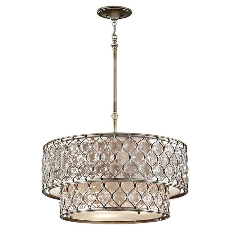 CanadaLightingExperts | Lucia - Six Light Chandelier