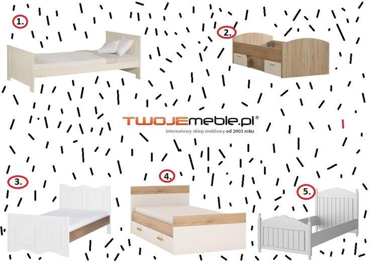 Które łóżko jest idealne dla 4latka?