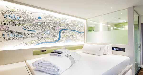 hub by Premier Inn - London & Edinburgh