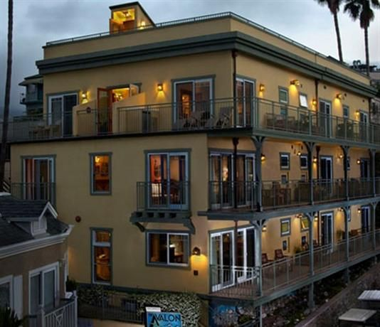 Hotel Deal Checker - The Avalon Hotel on Catalina Island