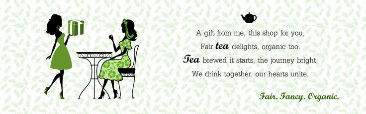 Fair. Fancy. Organic. :: Tielka Tea Company, Australia