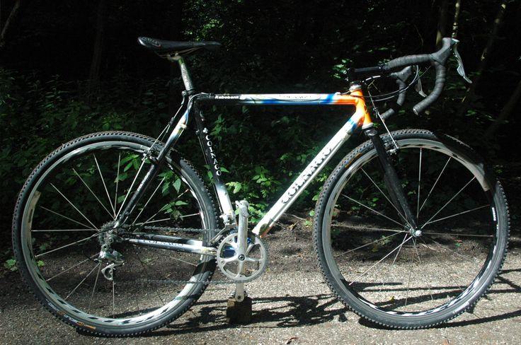 Colnago Dream CX (cyclocross) Rabobank decor