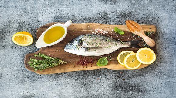 Lemon and Herb Braaied Fish