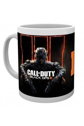 Call of Duty Black Ops 3 Cover Mug