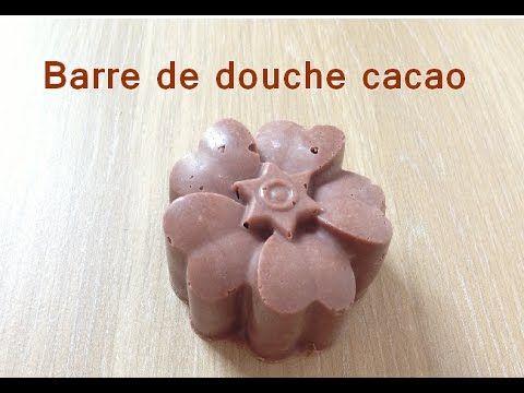 Barre de douche surgras fondante et crémeuse au cacao - YouTube